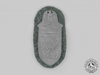 Germany, Heer. A Narvik Shield, Heer Issue