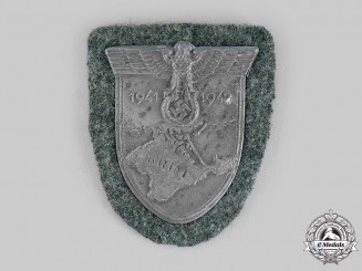 Germany, Heer. A Krim Shield, Heer Issue