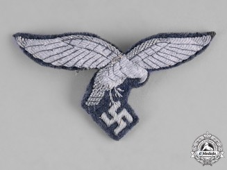 Germany, Luftwaffe. An Officer's Cap Eagle
