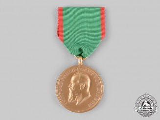 Bavaria, Kingdom. An Agricultural Jubilee Medal, Museum Exhibition Example