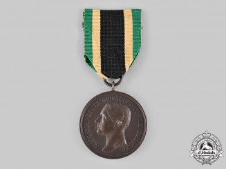 Saxe-Weimar-Eisenach, Grand Duchy. A General Merit Medal in Bronze 1914