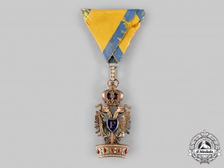 Austria, Imperial. An Order of the Iron Crown, III Class  (Collectors Copy)