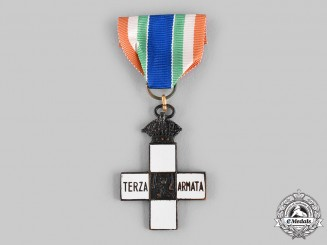 Italy, Kingdom. A 3rd Army Commemorative Cross