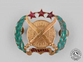 Laos, Kingdom. A Royal Laos Gallant Soldier Award, c.1968