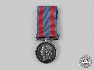 United Kingdom. A North West Canada Medal 1885, Miniature