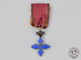 Romania, Kingdom. An Order of Michael the Brave, III Class Knight, c.1916