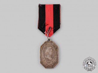 Russia, Imperial. A Medal for the Peace with Sweden, c.1790