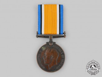 United Kingdom. A British War Medal, to the Chinese Labour Corps