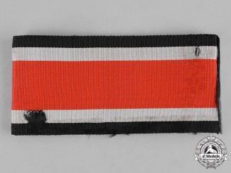Germany, Wehrmacht. A Neck Ribbon for a Knight's Cross of the Iron Cross