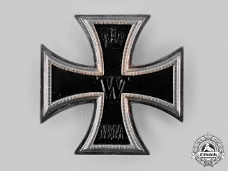 Germany, Imperial. A 1914 Iron Cross I Class, by WE