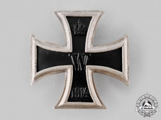 Germany, Imperial. A 1914 Iron Cross I Class by Paul Meybauer