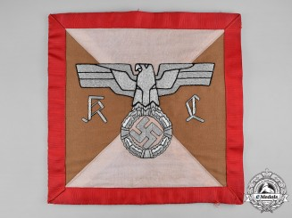 Germany, NSDAP. A Pre-1939 Kreisleiter Vehicle Pennant