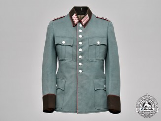 Germany, Ordnungspolizei. A Gemeindepolizei (Municipal Police) EM/NCO's Service Tunic