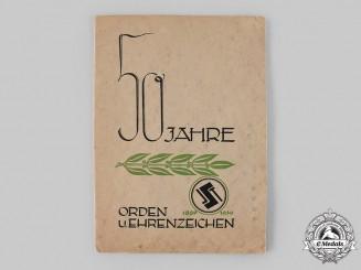 Germany, Third Reich. A 1939 Steinhauer & Lück 50th Anniversary Sales Catalogue