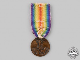 Italy, Kingdom. A First War Victory Medal