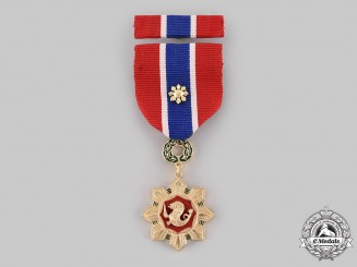 Philippines, Republic. A  Legion of Honour, Officer, c.1950