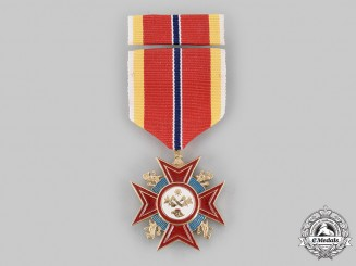 Philippines, Republic. An Ancient Order of Sikatuna, Grand Cross (Datu) Breast Badge