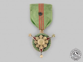 Philippines, Republic. A Military Merit Medal, c.1970