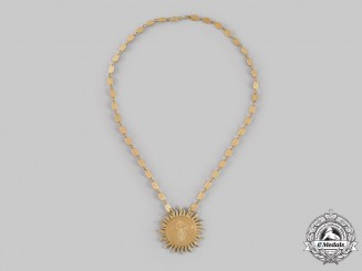 Kenya, Republic. An Order of the Golden Heart of Kenya, Collar (Moran-Chief), c.1970