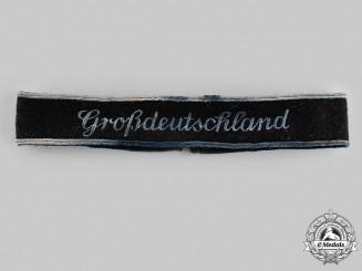Germany, Heer. A Panzergrenadier Division Großdeutschland Cuff Title