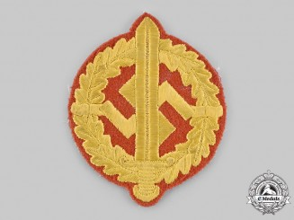 Germany, SA. A SA Military Defence Badge Insignia
