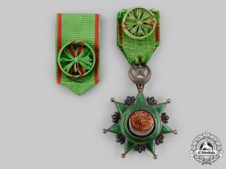 Turkey, Ottoman Empire. An Order of Osmanieh, IV Class Officer, c.1918