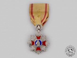 "Korea, Republic. An Order of Military Merit, ""Inheon"" V Class Badge, c.1970"