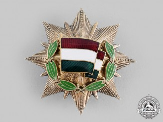 Hungary, People's Republic. An Order of the Flag of the People's Republic of Hungary, IV Class, c.1960