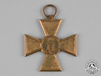 Serbia, Kingdom. A Commemorative Cross for the Serbo-Bulgarian War 1913
