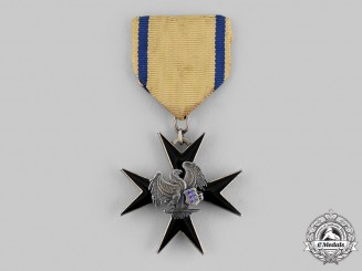 Estonia. An Order of the Eagle Cross, V Class Knight, c.1930