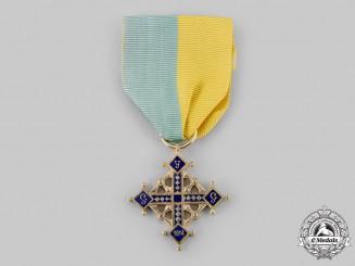 "Ukraine. A Cross of the Legion of Ukranian ""Sich"" Riflemen, ""Everyday"" Medal c.1918"