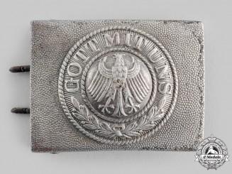 Germany, Weimar Republic. A Reichswehr EM/NCO Belt Buckle, c.1930