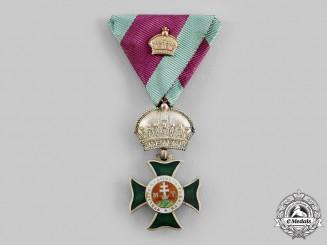 Austria, Imperial. An Order of St. Stephen, Commander's Kleindekoration (Rothe Copy)