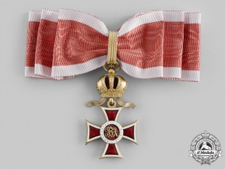 Austria, Imperial. An Order of Leopold, Commander's Cross (Rothe Copy)