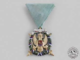 Montenegro, Kingdom. A 1920 Commemorative Victory Medal