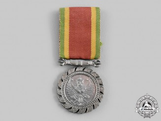 Thailand, Kingdom. A Loyalty Medal for Twenty-Five Years' Service, c.1945