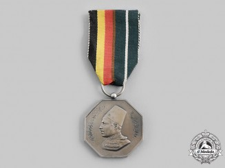 India, Bahawalpur. A Bahawalpur-Pakistan Alliance Medal 1947