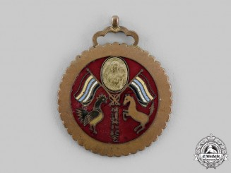 China, Republic. A Yunan Province Merit Medal, c.1930