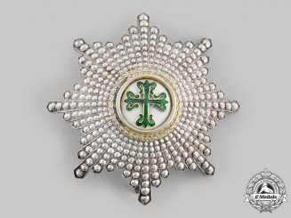 Portugal, Kingdom. An Order of Avis, Commander Star, by Frederico da Costa, c.1920