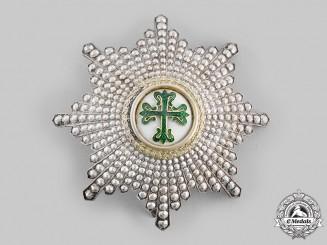 Portugal, Kingdom. An Order of Avis, Commander Star, by Frederico da Costa, c.1920