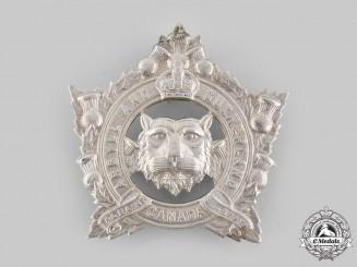 Canada. Two Regimental Insignia