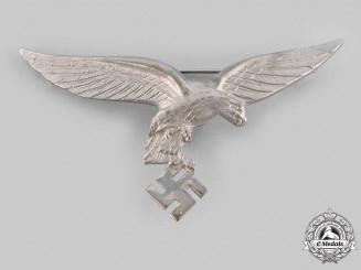 Germany, Luftwaffe. An Officer's Summer Uniform Breast Eagle