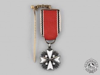 Germany, Third Reich. An Order of the German Eagle, IV Class with Swords Miniature