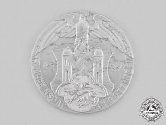 Germany, NSDAP. A 1937 Göttingen NSDAP 15th Anniversary Table Medal