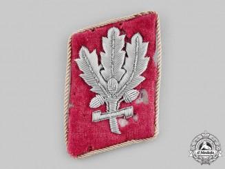 Germany, SA. A Sturmabteilung (SA) Hauptamt Brigadeführer Collar Tab