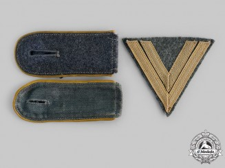 Germany, Wehrmacht. A Lot of Wehrmacht Rank Insignia