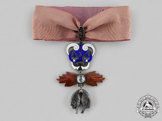 Spain, Kingdom. An Order of the Golden Fleece, Neck Decoration c.1930