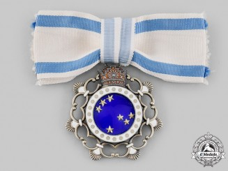 Persia, Empire. An Order of the Pleiades, I Class Badge, c.1965