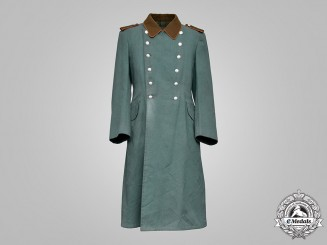 Germany, Ordnungspolizei. A Police Rural Constable Greatcoat