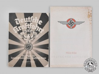 Germany, Third Reich. A Pair of German Air Sports Publications